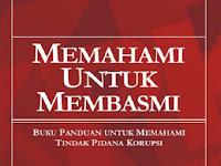 Ebook Memahami Untuk Membasmi ~ KPK