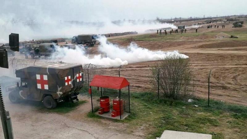 Νέα σοβαρά επεισόδια στα ελληνοτουρκικά σύνορα στον Έβρο