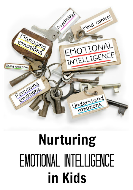 How to nurture emotional intelligence in kids?