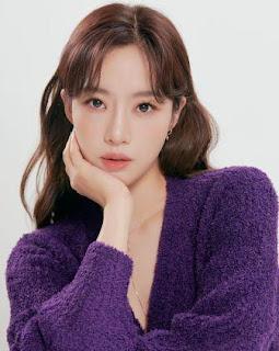 Biodata Hahm Eun jung, Agama, Drama Dan Profil Lengkap