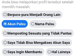 Cara Report Akun Facebook Seseorang Agar Dihapus Permanen