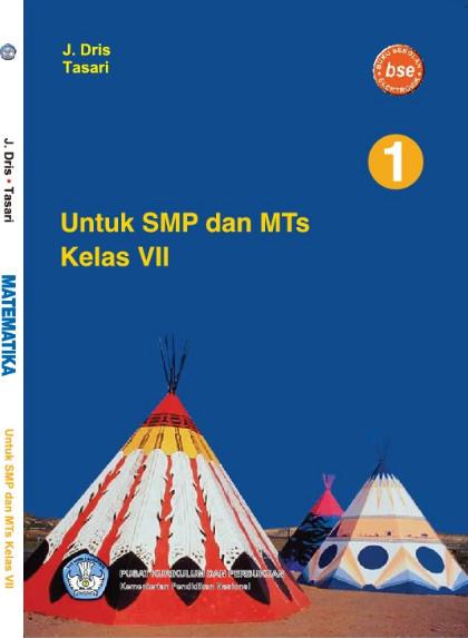 Download Buku Siswa KTSP SMP Kelas 7 MATEMATIKA