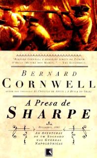 Bernard Cornwell - As Aventuras de Sharpe V - A PRESA DE SHARPE