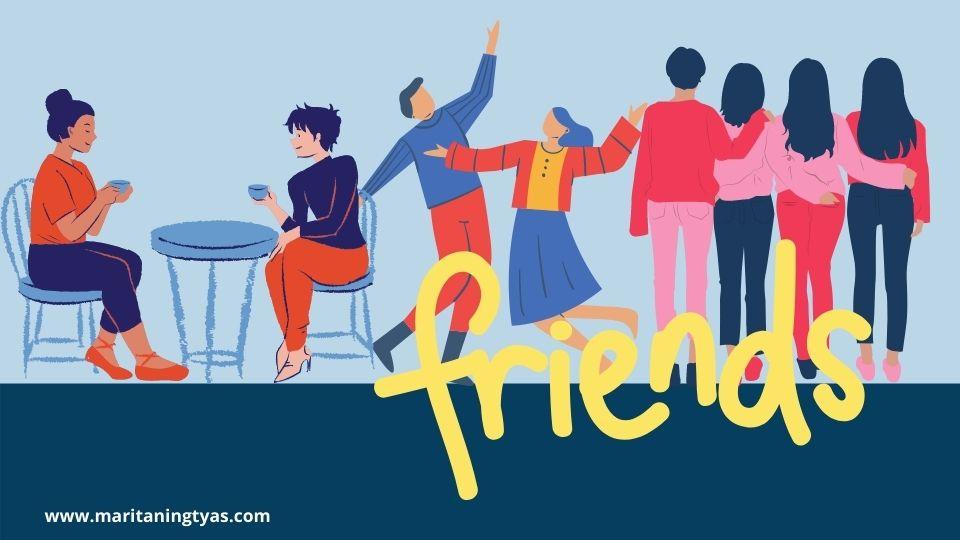 belajar ngeblog menambah teman dan membangun networking