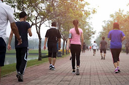 Do you know the benefits of walking 30 minutes every morning?
