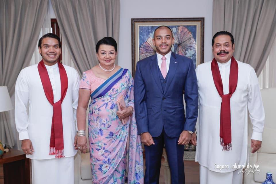 yoshitha-rajapaksa-engagement 1