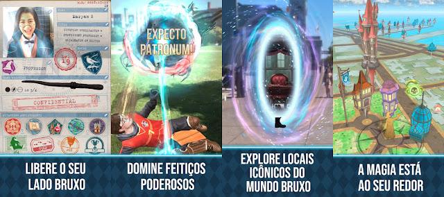 Chegou! 'Harry Potter: Wizards Unite' é lançado no Brasil para dispositivos Android e iOS | Ordem da Fênix Brasileira