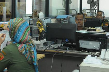 Pengurangan Jumlah Pns Dan Pejabat Di Jakarta Kota