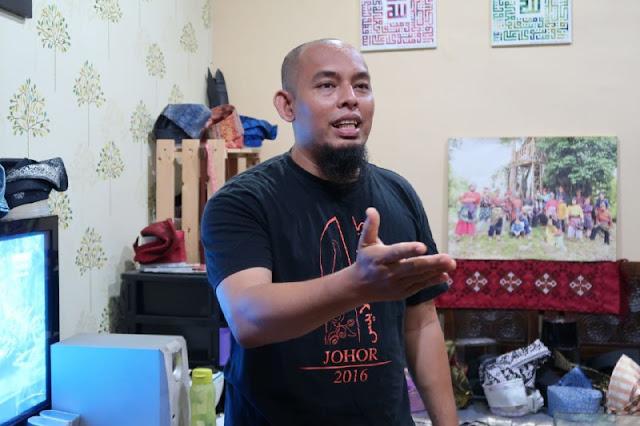 Busana Melayu dari Bin Mansur