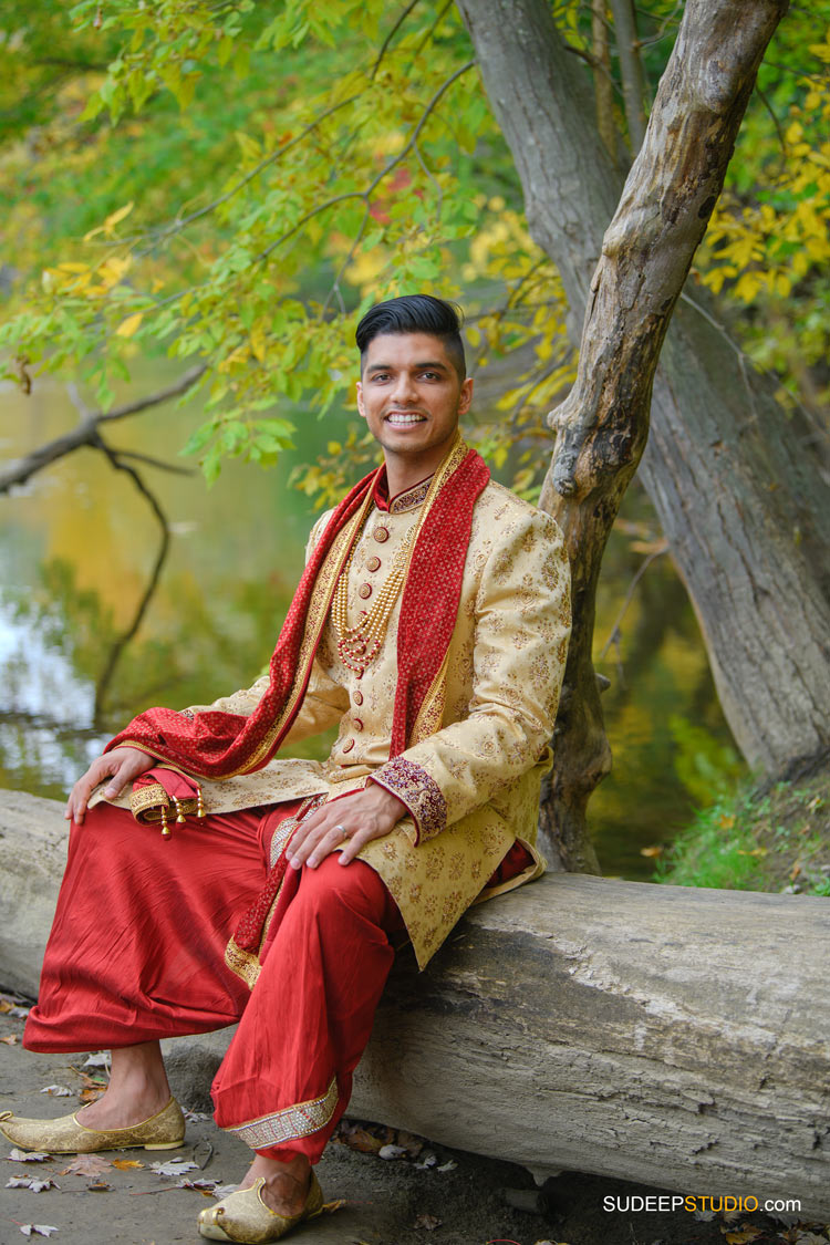 Indian Wedding Photography Telugu Andhra Groom Dress ideas by SudeepStudio.com Ann Arbor South Asian Indian Wedding Photographer