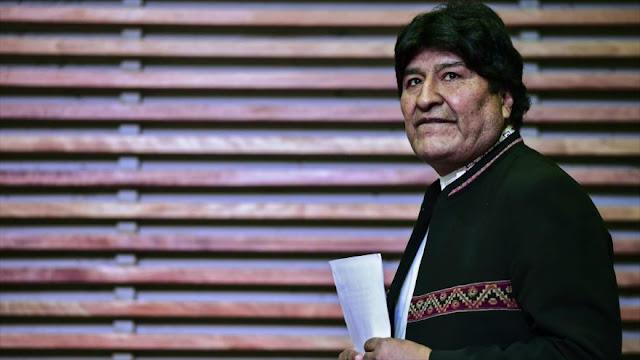 Morales: Gobierno de facto rechaza entregar oxígeno a hospitales