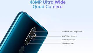 Oppo A9 2020 camera,Oppo A9 2020 back camera