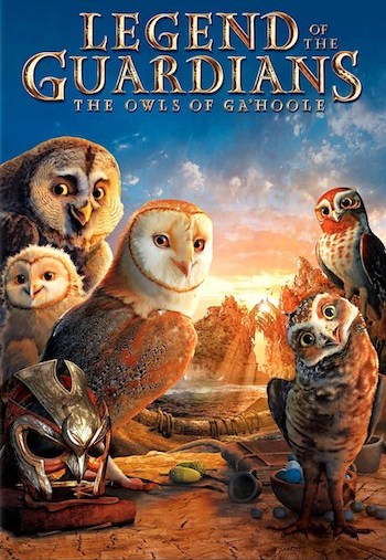 Legends Of The Guardians The Owls Of Gahoole 2010 Dual Audio Hindi Movie Download