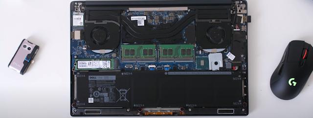 Hệ thống tản nhiệt của Laptop không đáp ứng tốt cho ép xung CPU laptop