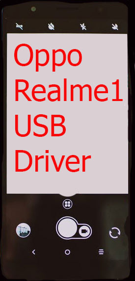 Oppo Realme 1 USB Driver Download