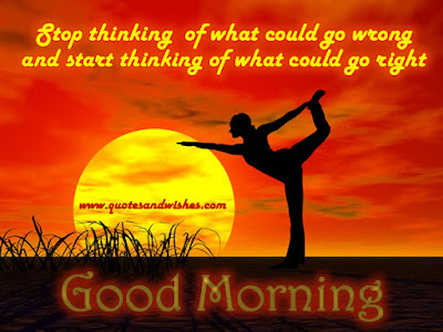 inspirational morning greetings