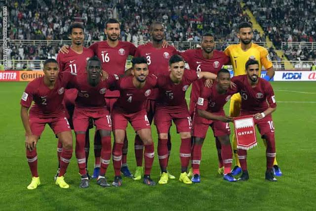 مشاهدة مباراة قطر واليمن بث مباشر اليوم