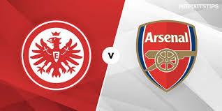 مشاهدة مباراة آرسنال وآينتراخت فرانكفورت