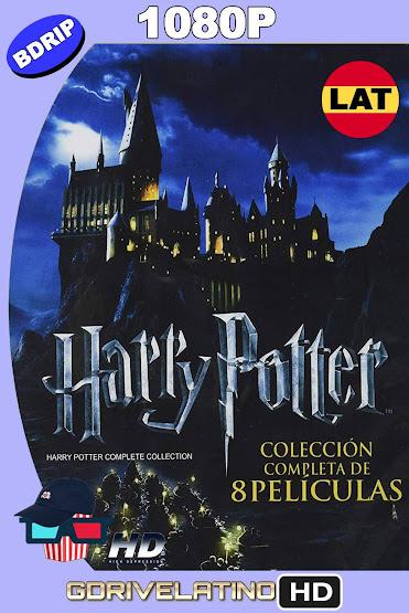 Harry Potter (2001-2011) Colección BDRip 1080p Latino-Ingles MKV