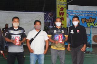 Mayoritas Pelatih Senang, Liga Sepaktakraw Putaran Kedua Di Jepara