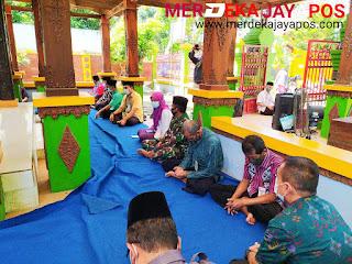 Danramil dan Forkopimcam Gelar Doa Bersama Untuk Memperingati Hari Kartini Ke 142