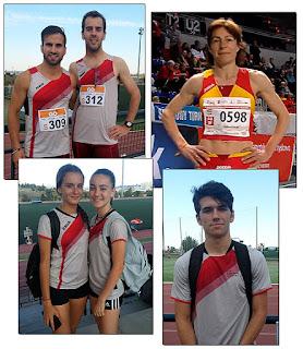 Atletismo Atlético Marathón Aranjuez