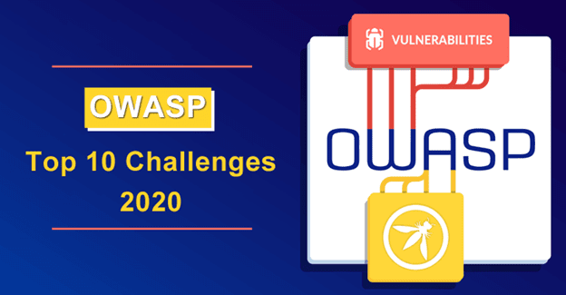 OWASP top 10 challenges