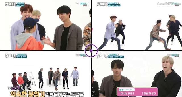 Weekly Idol Episode 352 Subtitle Indonesia