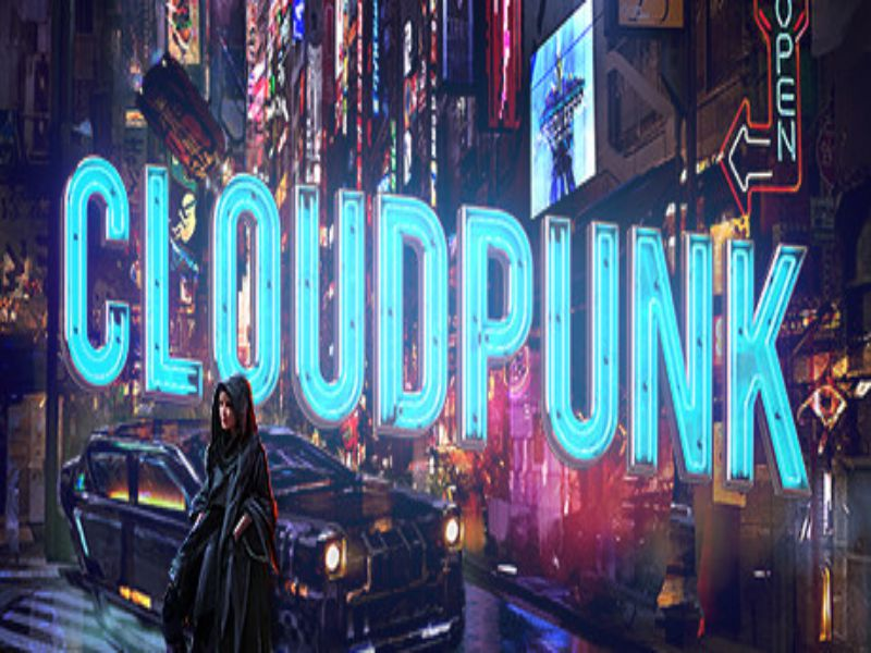 Download Cloudpunk Game PC Free