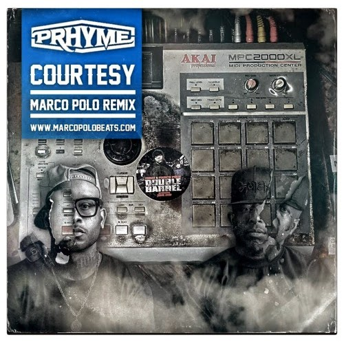 "PRhyme - ""Courtesy (Marco Polo Remix)"""