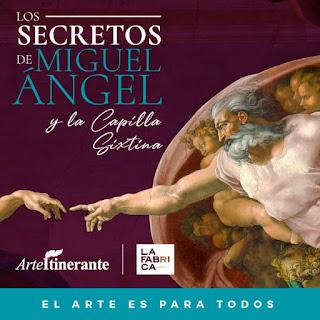 Los Secretos de Miguel Angel y la Capilla Sixtina en Bogotá