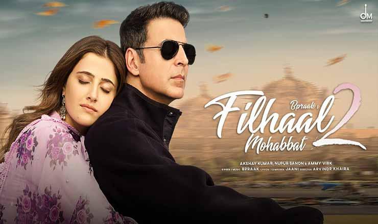 Filhaal 2 Mohabbat Lyrics in Hindi