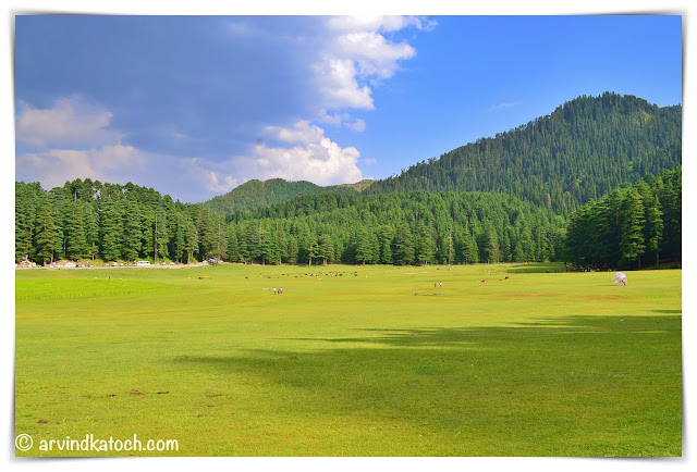 Ground Khajjiar