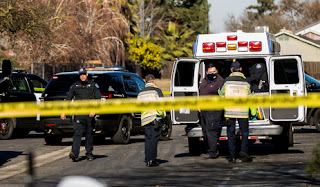 Man shot by Modesto police on Church of the Brethren grounds dies from wounds