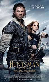 The Huntsman Winter's War 2016 movie Poster