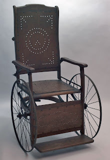 1875 Wheelchair