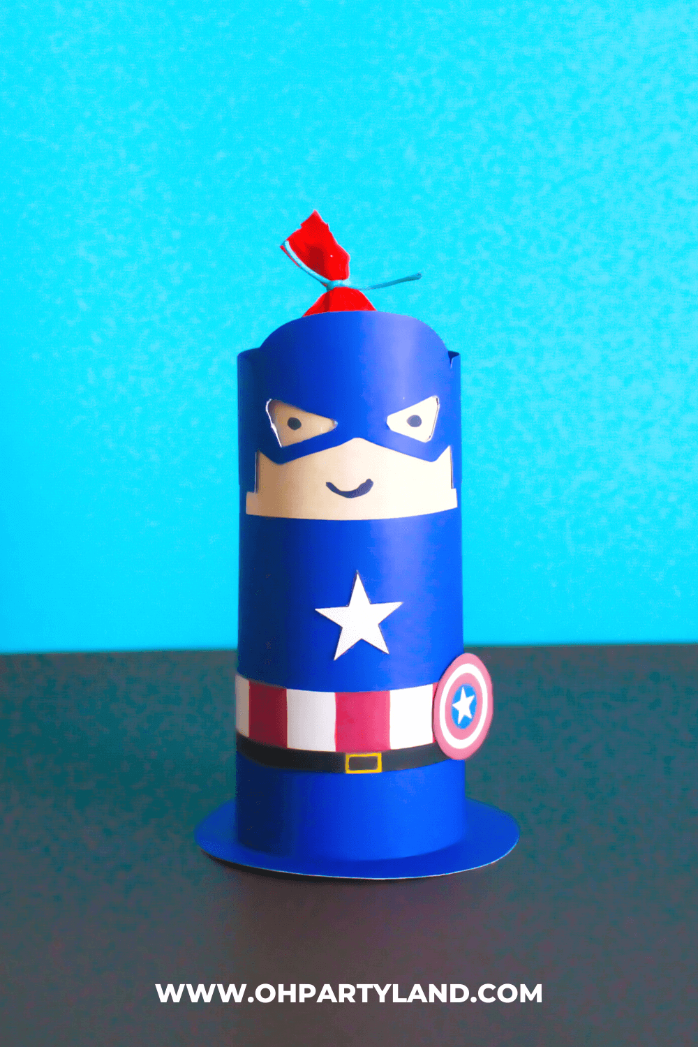captain-america-craft