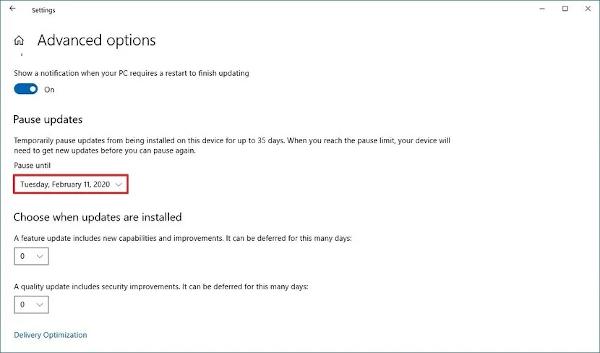 Cara Menonaktifkan Windows 10 Auto Update Mudah