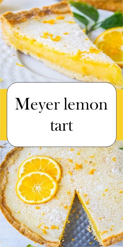 Gt Gt Meyer Lemon Tart Cake Gt Gt Healthy Gt Gt Cooking