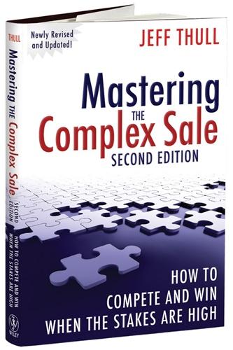Mastering the Complex Sale (Tạm dịch Làm chủ các thương vụ phức tạp)