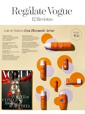 Suscripción Revista Vogue agosto 2020 noticias moda y belleza mujer