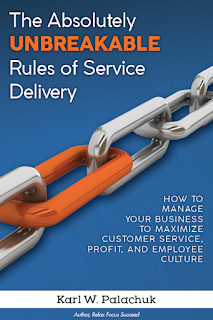 The Absolutely Unbreakable Rules of Service Delivery