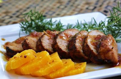 Жаренное мясо в кафе Волгограда