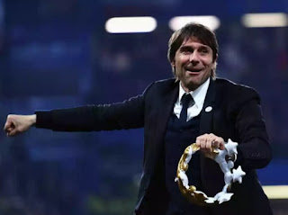 Conte Extends Chelsea Stay