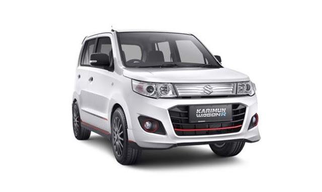 Suzuki Wagon R Special Edition