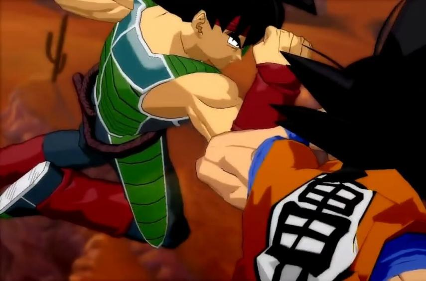 Dragon Ball Z - Bardock was going to be Goku's enemy at first