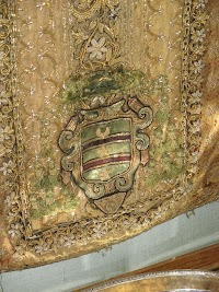 Chasuble and Rochet of St. Francis de Sales