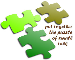 Putting together the puzzle of small talk