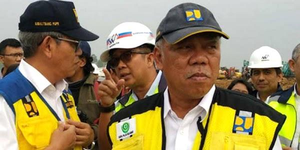 Pak Menteri PUPR, Masa Harus Nunggu Anies Jadi Presiden Untuk Rampungkan 2 Waduk