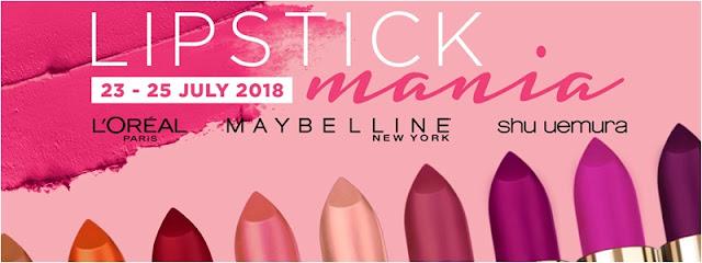 Sale Lipstick Mania di Hermo